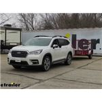CIPA Clip-on Towing Mirror Installation - 2019 Subaru Ascent