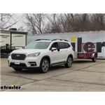 CIPA Clamp on Universal Fit Towing Mirror Installation - 2019 Subaru Ascent