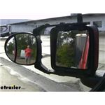 CIPA Dual-View Clip-on Towing Mirror Installation - 2020 Jeep Gladiator