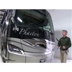 ClearPlus Heavy Duty Windshield Wiper Blade Review - 2013 Tiffin Phaeton Motorhome