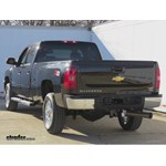Convert-A-Ball Interchangeable Ball Set Installation - 2014 Chevrolet Silverado 2500