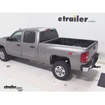 Convert-A-Ball HD Ball Mount with 2 Inch Drop Review - 2014 Chevrolet Silverado-2500