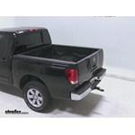 Convert-A-Ball Heavy Duty Ball Mount with 2 Inch Drop Review - 2012 Nissan Titan