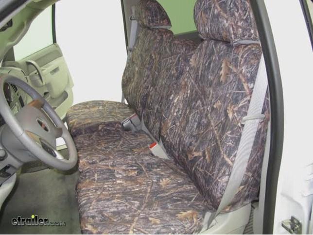 Covercraft Work Truck Truetimber Seatsaver Camo Pattern