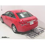 Curt Hitch Cargo Carrier Review - 2014 Chevrolet Cruze