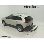 Curt Hitch Cargo Carrier Review - 2014 Jeep Cherokee