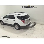 Curt Hitch Cargo Carrier Review - 2014 Ford Explorer