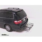 Curt Hitch Cargo Carrier Review - 2007 Honda Odyssey