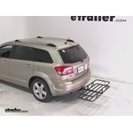 Curt Hitch Cargo Carrier Review - 2009 Dodge Journey
