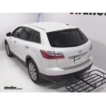 Curt Hitch Cargo Carrier Review - 2010 Mazda CX-9