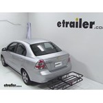Curt Hitch Cargo Carrier Review - 2011 Chevrolet Aveo
