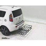 Curt Hitch Cargo Carrier Review - 2011 Kia Soul