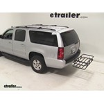 Curt Hitch Cargo Carrier Review - 2012 Chevrolet Suburban