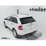 Curt Hitch Cargo Carrier Review - 2012 Ford Edge