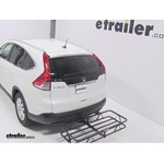Curt Hitch Cargo Carrier Review - 2012 Honda CR-V