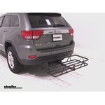 Curt Hitch Cargo Carrier Review - 2012 Jeep Grand Cherokee