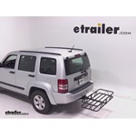 Curt Hitch Cargo Carrier Review - 2012 Jeep Liberty