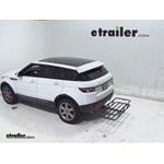 Curt Hitch Cargo Carrier Review - 2012 Land Rover Evoque