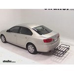 Curt Hitch Cargo Carrier Review - 2012 Volkswagen Jetta