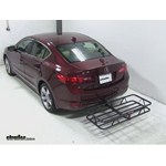 Curt Hitch Cargo Carrier Review - 2013 Acura ILX