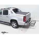 Curt Hitch Cargo Carrier Review - 2013 Chevrolet Avalanche