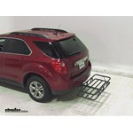Curt Hitch Cargo Carrier Review - 2013 Chevrolet Equinox