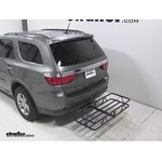 Curt Hitch Cargo Carrier Review - 2013 Dodge Durango