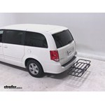 Curt Hitch Cargo Carrier Review - 2013 Dodge Grand Caravan