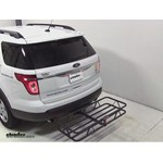 Curt Hitch Cargo Carrier Review - 2013 Ford Explorer