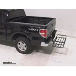 Curt Hitch Cargo Carrier Review - 2013 Ford F-150