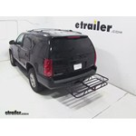 Curt Hitch Cargo Carrier Review - 2013 GMC Yukon