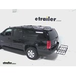 Curt Hitch Cargo Carrier Review - 2013 GMC Yukon XL