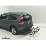 Curt Hitch Cargo Carrier Review - 2013 Honda CR-V