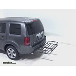 Curt Hitch Cargo Carrier Review - 2013 Honda Pilot