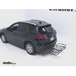 Curt Hitch Cargo Carrier Review - 2013 Mazda CX-5