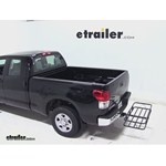 Curt Hitch Cargo Carrier Review - 2013 Toyota Tundra