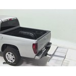 Curt Folding Aluminum Cargo Carrier Review - 2012 Chevrolet Colorado