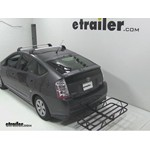 Curt Hitch Cargo Carrier Review - 2007 Toyota Prius