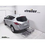 Curt Hitch Cargo Carrier Review - 2013 Nissan Murano
