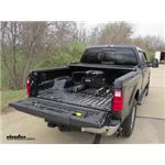 Curt A16 5th Wheel Trailer Hitch with Slider Installation - 2015 Ford F-250