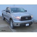 Trailer Brake Controller Installation - 2012 Toyota Tundra
