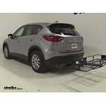 Curt Cargo Carrier Review - 2015 Mazda CX-5