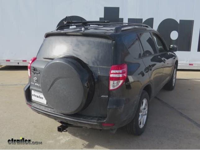 Install Trailer Wiring Harness Toyota Rav4 : Toyota rav trailer hitch wiring harness