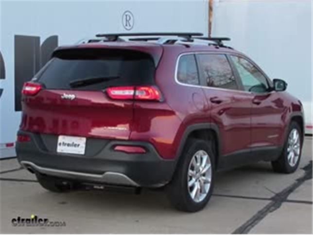 2017 Jeep Cherokee Trailer Hitch