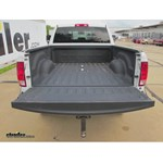 Curt Underbed Gooseneck Trailer Hitch Installation - 2014 Ram 2500