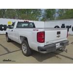 Trailer Brake Controller Installation - 2014 Chevrolet Silverado 1500