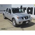 Trailer Brake Controller Installation - 2014 Nissan Frontier