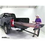 Darby Extend A Truck Hitch Cargo Carrier Review - 2017 Ford F-250 Super Duty
