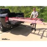 Darby Extend-A-Truck Hitch Cargo Carrier Review - 2014 Ram 1500
