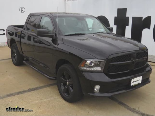 Install Nerf Bars Dodge Ram Html Autos Post